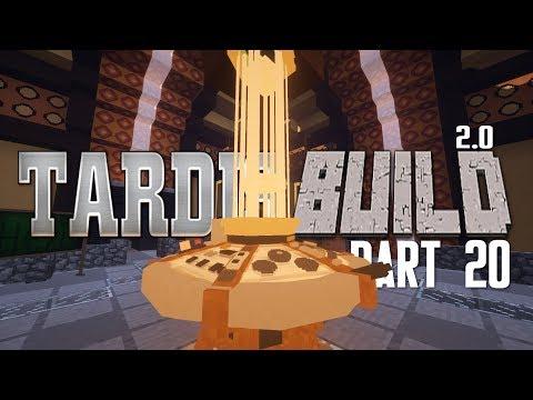 Minecraft Tardis Build | 20