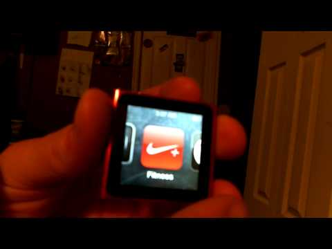 iPod Nano (6th gen) 1.2 Update (HD)