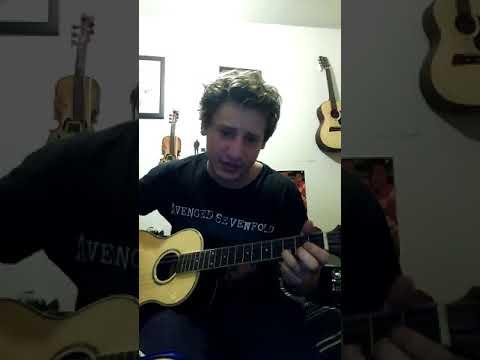 I wanna hold your hand Beatles baritone ukulele cover