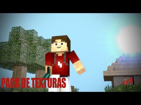 Minecraft:PACK DE 5 TEXTURAS PVP E HG (LINK DESC)