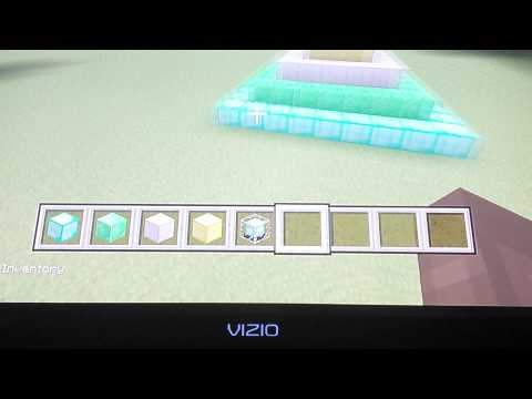 Minecraft Xbox 360 - How to make a beacon work