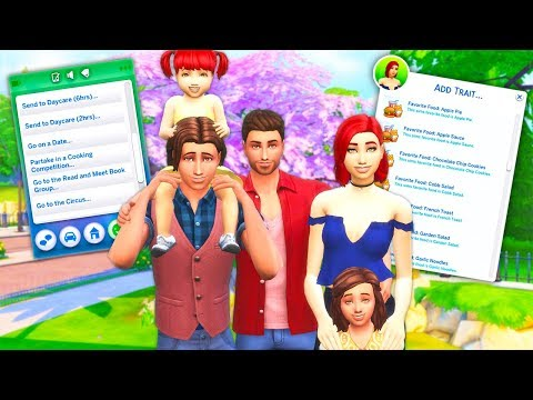 18 MORE MODS THAT CHANGE YOUR GAMEPLAY EXPERIENCE! // THE SIMS 4