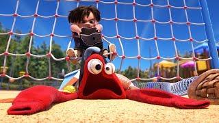 LOU Movie Clip - Pixar Cars 3 Short
