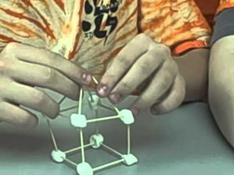 How to Make Marshmallow Structures
