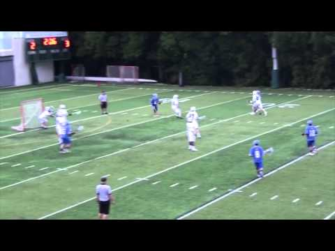 Krossover Sample Lacrosse Highlight Reel