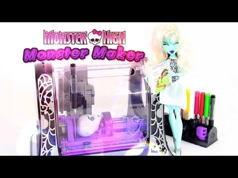Doll Review: Monster High | Monster Maker