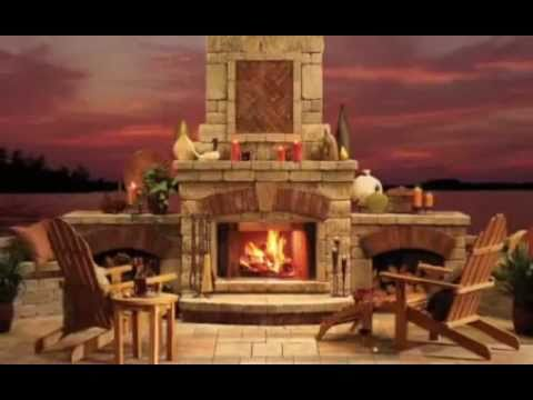 Outdoor Living Paradise - Decks, Patios, Fireplaces, Firepits & more!