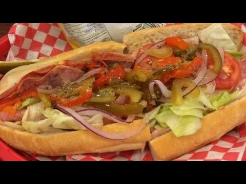 Best ITALIAN HOAGIE Toffino's Italian Bakery & Deli (Myrtle Beach, Sc)
