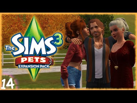 Let's Play: The Sims 3 Pets - (Part 14) - New Home & Horse Breeding
