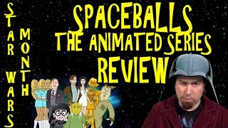 Spaceballs: The Animated Series Review