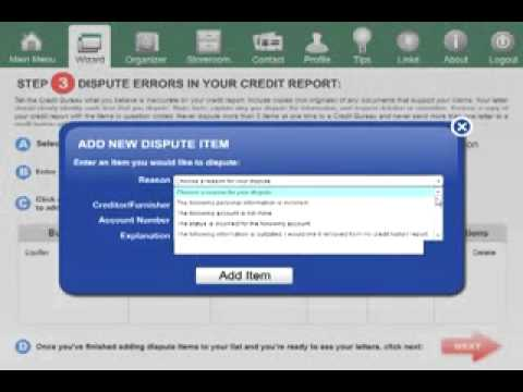 Legally Remove Derogatory Items Fom Your Credit Report-Legally Boost Your Credit Score
