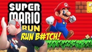 RUN MODAPH#%KA RUN!!! [SUPER MARIO RUN] [GAMEPLAY]