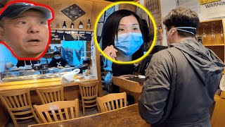 White Guy Orders Sushi in Perfect Chinese, Employees Stunned