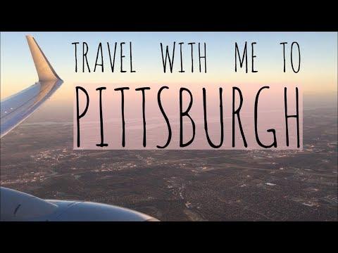 Vlog// Weekend in Pittsburgh