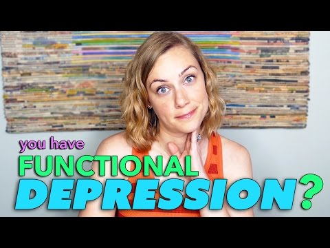 Functional Depression & How to Get Help!