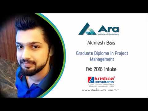 Study in New Zealand - ARA Institute of Canterbury - Study Graduate Diploma in Project Management