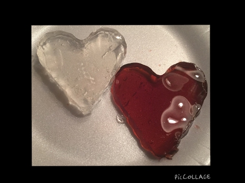 Valentine's Special... How to make heart shaped jello shots