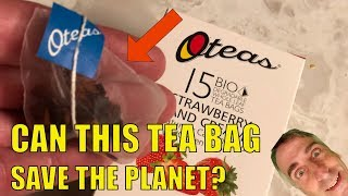 Can Switching Your Tea Save The Planet??? Please WATCH...