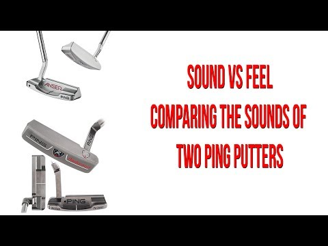 Ping Anser Putter Sound & Feel