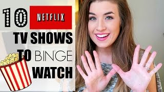 🎬10 NETFLIX TV SHOWS YOU SHOULD WATCH THIS WINTER 2017 | Love Meg