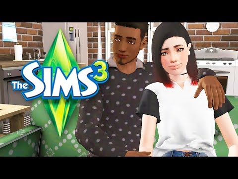 THE SIMS 3: RUNAWAY TEEN CHALLENGE | PART 24 - Family Time + Roux's Birthday!