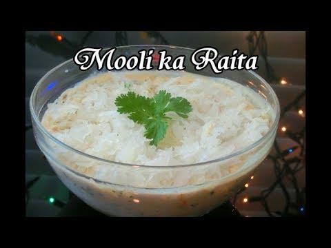 Mooli ka Raita Ramadan Recipe