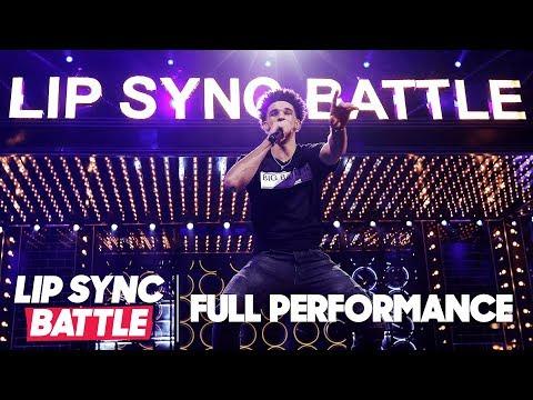 "Lonzo Ball Performs 2018 Pulitzer Prize Winner Kendrick Lamar's ""HUMBLE."" | Lip Sync Battle"