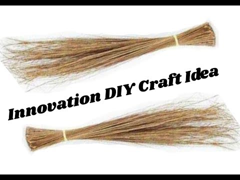 Innovative idea with Broom never seen | Best out of waste