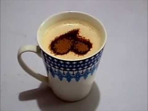 Indian Cappuccino Coffee at home/beaten coffee recipe/easy to make/how to make#21