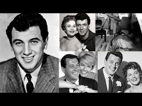 Unknown Most Interesting Facts About Rock Hudson || Pastimers