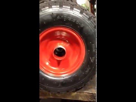 DIY Go kart/Trike wheels