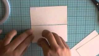 Este video muestra cómo hacer la base de una tarjeta sin fin, disfrútenlo!!! Mi blog: http://scrapandlife.blogspot.com