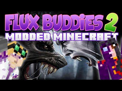 Minecraft Flux Buddies 2.0 #48 - Vampires vs Werewolves