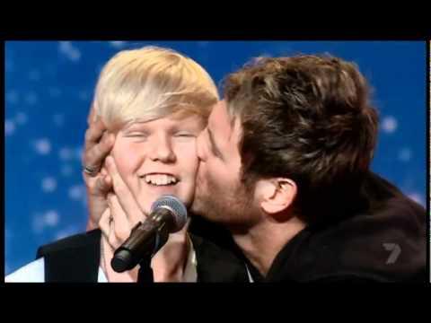 Whitney Houston - I Have Nothing by Jack Vidgen singing on Australia's Got Talent [480p]