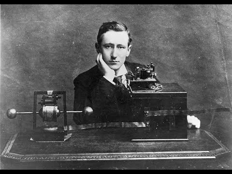 Marconi's Wireless Telegraphy FMP