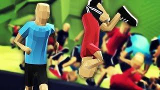 CRAZY FOOTBALL | Footbrawl Playground
