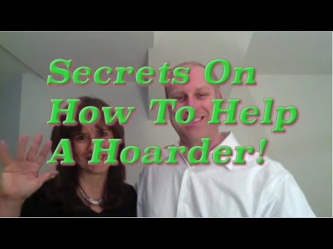 Secrets On How To Help A Hoarder