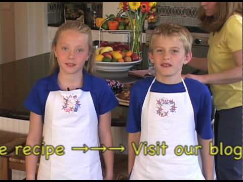 Kids Cook USA Kickoff for Let's Move campaign