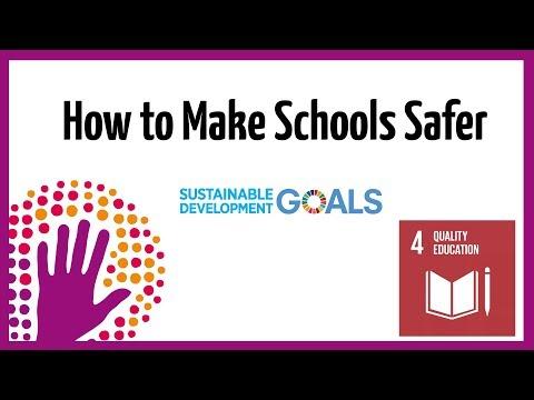 How to Make Schools Safer