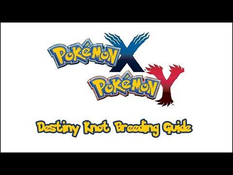 Pokemon X and Y Destiny Knot Breeding