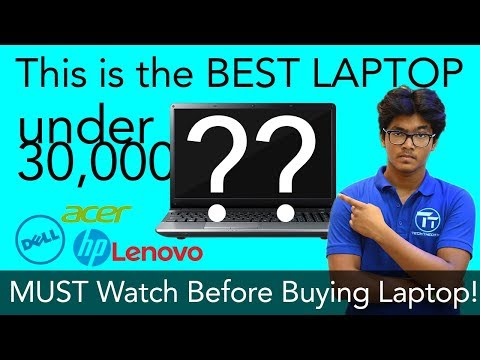 Best LAPTOP Under ₹30,000   Everything about Buying Laptop! [Hindi] Dell vs Lenovo vs HP vs Acer???