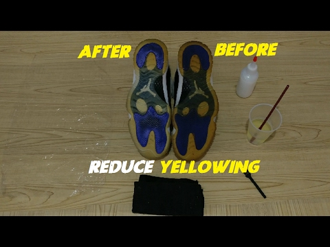 THE RIGHT WAY TO RESTORE ICY SOLES
