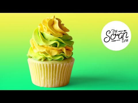 LEMON LIME CHEESECAKE CUPCAKES - The Scran Line