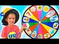 Download Funny kids play with Magic wheel MP3,3GP,MP4