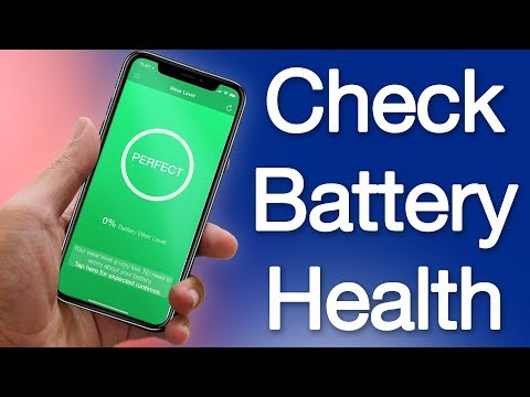 How to Check Battery Health on iPhone and iPad – Check Battery Wear Level on iPhone and iPad