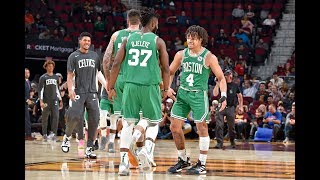 Carsen Edwards Torched Cavaliers For Eight 3-Pointers In Wild 3Q
