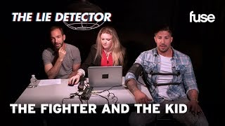 The Fighter and The Kid Take A Lie Detector Test