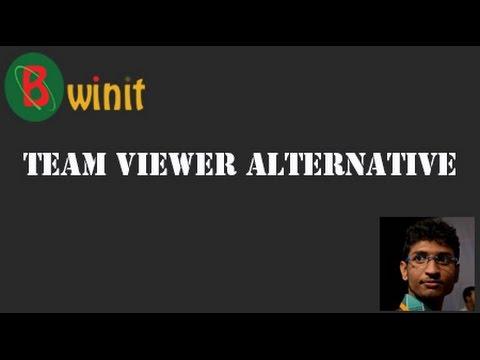 Team viewer Alternative and it's work :)