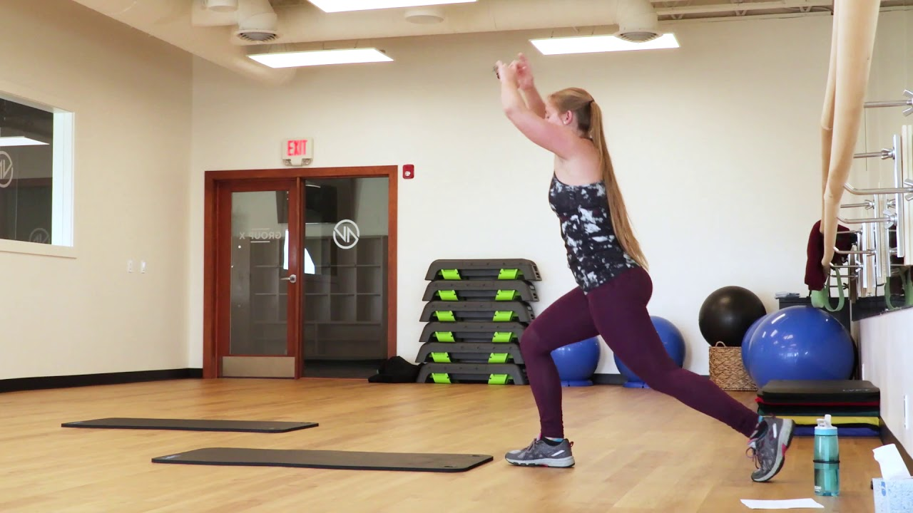 Body Sculpt With Katie Pruett At Gravity Fitness And Tennis. Call (208) 788-7669.