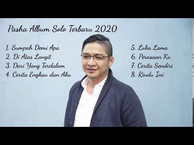 Pasha Album Solo Di atas Langit 2020